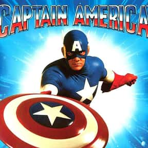 Captain America is listed (or ranked) 1 on the list The Best PG-13 Superhero Movies