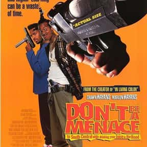 Don't Be a Menace to South is listed (or ranked) 19 on the list The Funniest Movies About Drugs