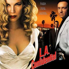 L.A. Confidential is listed (or ranked) 19 on the list The Greatest Crime Movies Ever Made