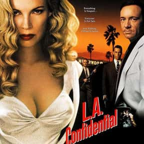 L.a. Confidential is listed (or ranked) 21 on the list The Best Gangster Movies of the 1990s