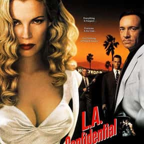 L.A. Confidential is listed (or ranked) 7 on the list The Best Drama Movies Set in Los Angeles