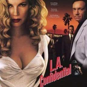 L.A. Confidential is listed (or ranked) 13 on the list The Best Mystery Thriller Movies, Ranked