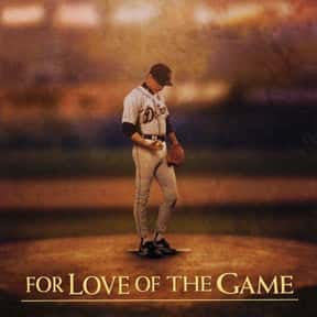 For Love of the Game is listed (or ranked) 6 on the list The Best Kevin Costner Movies