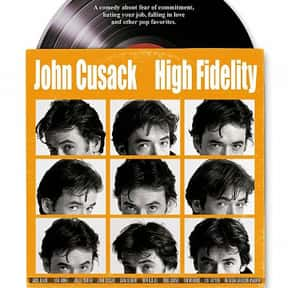 High Fidelity is listed (or ranked) 12 on the list The Best Jack Black Movies