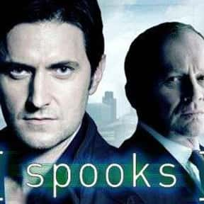 Spooks is listed (or ranked) 15 on the list The Best TV Shows Set In London