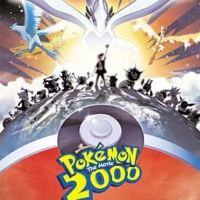 Pokémon The Movie 2000 is listed (or ranked) 15 on the list The Best Video Game Movies