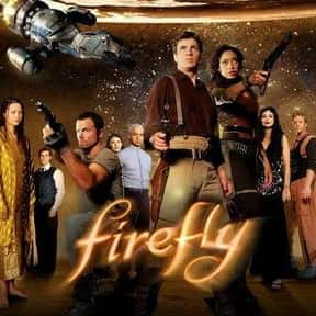 Firefly is listed (or ranked) 2 on the list The Greatest Sci Fi Shows That Are Totally Dramatic