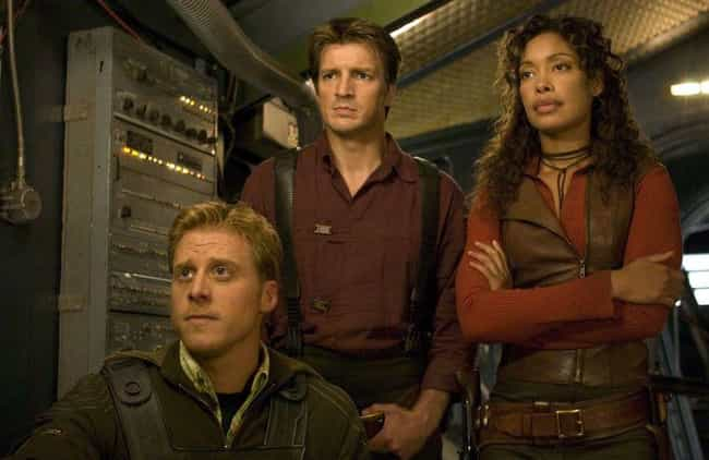 Firefly is listed (or ranked) 2 on the list What to Watch If You Love Star Wars