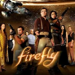 Firefly is listed (or ranked) 1 on the list The Best Sci-Fi Television Series Of All Time