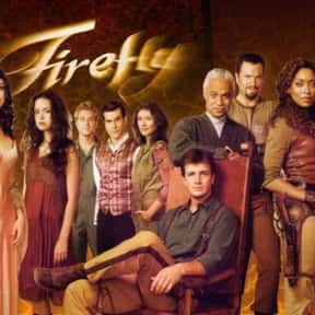 Firefly is listed (or ranked) 12 on the list The Best Action-Adventure TV Shows