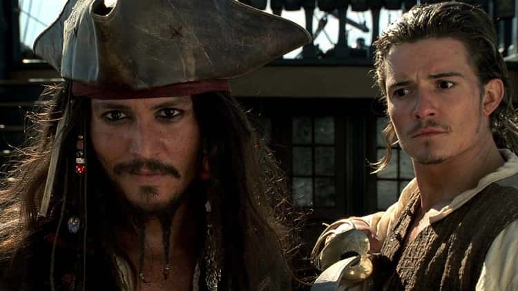 Johnny Depp Stole 'Pirates of the Caribbean' From Orlando Bloom