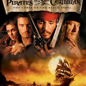 Pirates of the Caribbean: The  is listed (or ranked) 13 on the list Movies with Cinematography by Dariusz Wolski