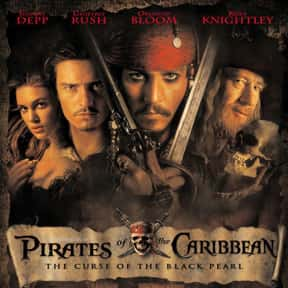 Pirates of the Caribbean: The  is listed (or ranked) 2 on the list The Greatest Film Scores of All Time