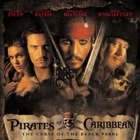 Pirates of the Caribbean: The  is listed (or ranked) 11 on the list The Best Adventure Movies