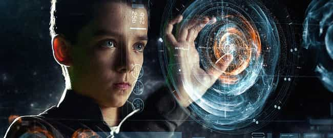 Ender's Game is listed (or ranked) 7 on the list The Best 22nd-Century Stories In Science Fiction You Need To Watch