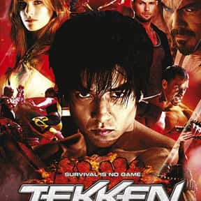 Tekken is listed (or ranked) 5 on the list The Best R-Rated Japanese Movies