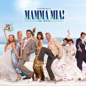 Mamma Mia! is listed (or ranked) 1 on the list The Best Amanda Seyfried Movies