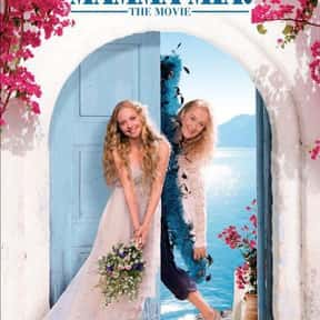 Mamma Mia! is listed (or ranked) 2 on the list The Best Musical Love Story Movies