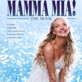 Mamma Mia! is listed (or ranked) 11 on the list The Best Meryl Streep Movies