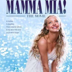 Mamma Mia! is listed (or ranked) 9 on the list The Best Wedding Movies