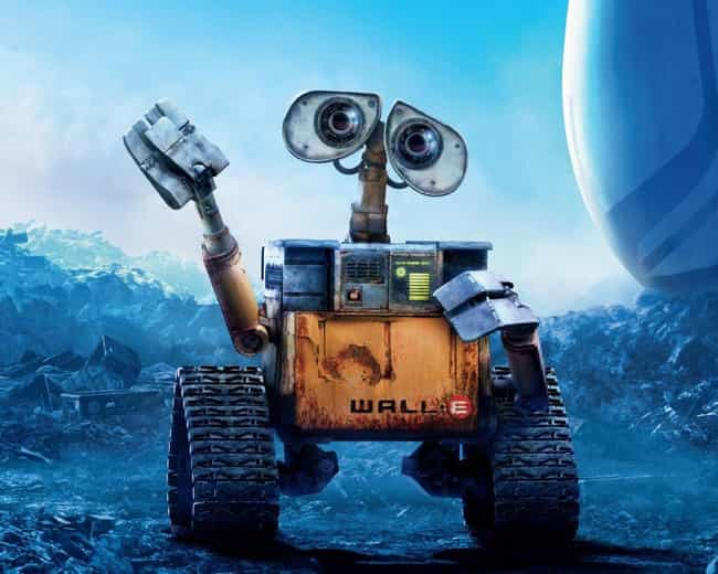 WALL-E is listed (or ranked) 2 on the list Great Movies That Have Almost No Dialogue