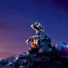WALL-E is listed (or ranked) 3 on the list The Greatest Animated Sci Fi Movies