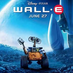 WALL-E is listed (or ranked) 23 on the list The Best Disney Animated Movies of All Time