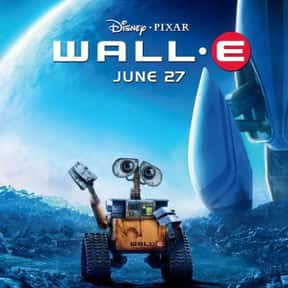 WALL-E is listed (or ranked) 25 on the list The Best Movies for 10-Year-Old Kids