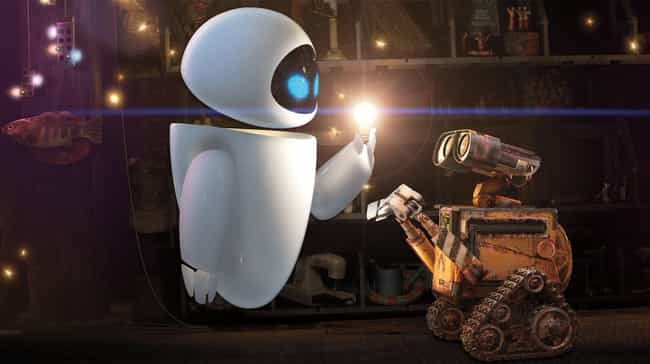 WALL-E is listed (or ranked) 7 on the list 14 Animated Films That Were Better Than That Year's Best Picture Oscar Winner