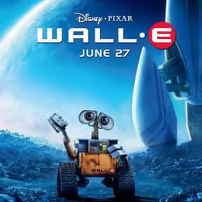 WALL-E is listed (or ranked) 20 on the list The Best Family Movies Rated PG