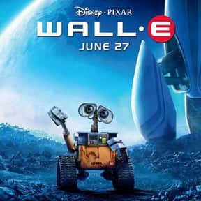 WALL-E is listed (or ranked) 17 on the list The Best Movies for 3-Year-Olds