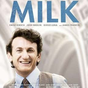 Milk is listed (or ranked) 17 on the list The Best LGBTQ+ Themed Movies