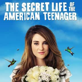 "The Secret Life of the America is listed (or ranked) 19 on the list The Best ""American"" TV Shows"