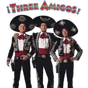 ¡Three Amigos! is listed (or ranked) 22 on the list The Funniest '80s Movies