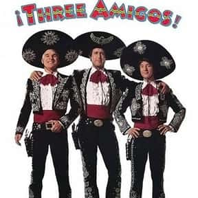 ¡Three Amigos! is listed (or ranked) 7 on the list The Best PG-13 Comedies of All Time