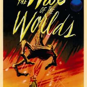 H. G. Wells' War of the Worlds is listed (or ranked) 1 on the list The Best Sci-Fi Movies of the 1950s