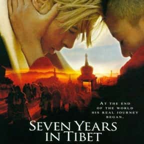 Seven Years in Tibet is listed (or ranked) 9 on the list The Best Films About Climbing