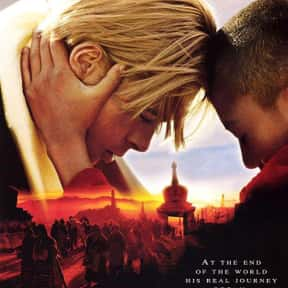 Seven Years in Tibet is listed (or ranked) 20 on the list The Best Brad Pitt Movies