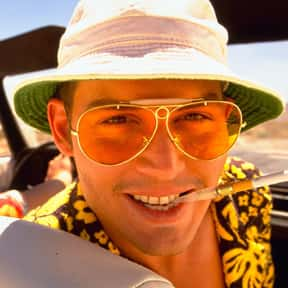 Fear And Loathing In Las Vegas is listed (or ranked) 22 on the list Great Movies About Very Dark Heroes