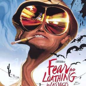 Fear and Loathing in Las Vegas is listed (or ranked) 15 on the list The Best Movies to Watch While Stoned