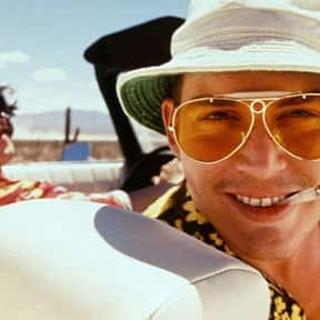 Fear and Loathing in Las Vegas is listed (or ranked) 21 on the list The Best Movies for Drinking Games