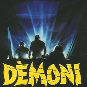 Demons is listed (or ranked) 5 on the list The Best Supernatural Thriller Movies On Shudder