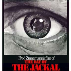 The Day of the Jackal is listed (or ranked) 5 on the list The Best Spy Movies