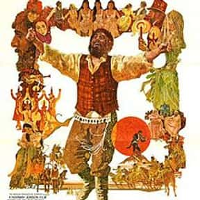 Fiddler on the Roof is listed (or ranked) 8 on the list Musical Movies With the Best Songs