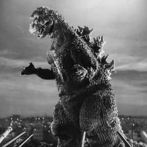 Godzilla is listed (or ranked) 24 on the list The Best '50s Thriller Movies