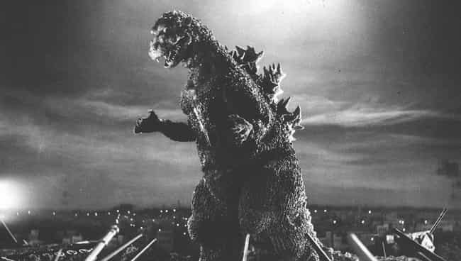 Godzilla is listed (or ranked) 1 on the list The Visual Evolution Of Godzilla