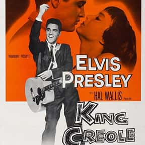 King Creole is listed (or ranked) 2 on the list The Best Elvis Presley Movies