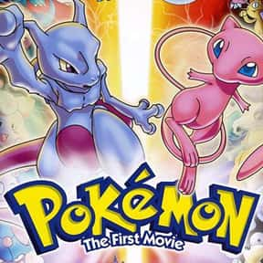 Pokémon: The First Movie is listed (or ranked) 16 on the list All Of Your Favorite Non-Disney Movies From The '90s