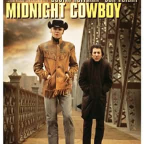 Midnight Cowboy, Best Picture  is listed (or ranked) 22 on the list Times The Oscars Got It Right and The Golden Globes Failed