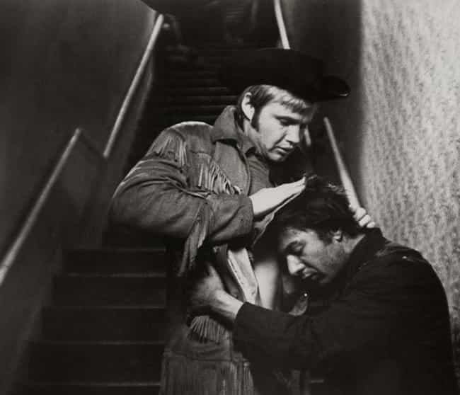 "Midnight Cowboy is listed (or ranked) 3 on the list The Most Important ""Firsts"" In Film History"